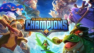 DUNGEON HUNTER CHAMPIONS GAMEPLAY - iOS / Android ( By Gameloft )