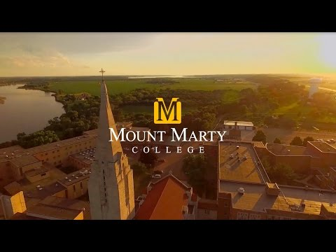 Mount Marty College - video