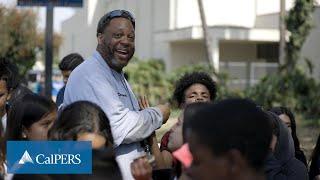 We Serve CA | Marvin Hatchett, Pasadena Unified School District