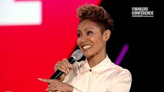 Jada Pinkett Smith and Ellen Pao Red Table Talk | The 2019 MAKERS Conference