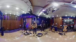 """Brandi Carlile performing """"Murder in the City"""" (Avett Brothers Cover) Live in KCRW VR"""