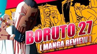 Boruto Manga 27 (español)   El PODER de JIGEN   REVIEW