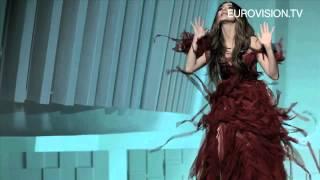 Sabina Babayeva - When The Music Dies (Azerbaijan) 2012 Eurovision Song Contest Official Preview.mp4