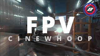 FPV Cinewhoop на заводах Итэлма