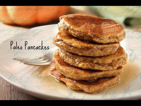 Video PALEO RECIPES: PALEO PANCAKES