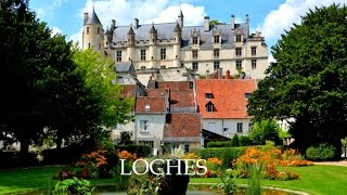 preview picture of video 'Loches, Val de Loire'