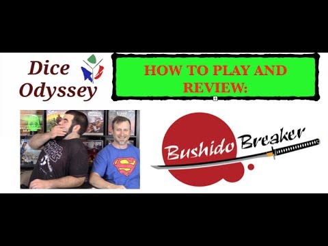 How to play Bushido Breaker and Review!