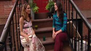 Talk Stoop with Christina Courtin - As Seen on New York NonStop