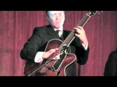 Sam The Jazz Guitarist Video