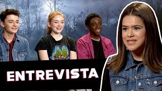 Entrevista - Stranger Things - Maisa