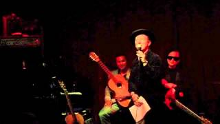"""dave graney - excerpt from LIVE IN HELL - """"lament"""" (the Doors)"""