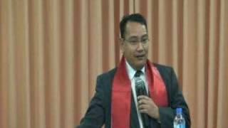 """""""Berkomunikasi"""" Kotbah 10 February 2008 (video 1/7)"""