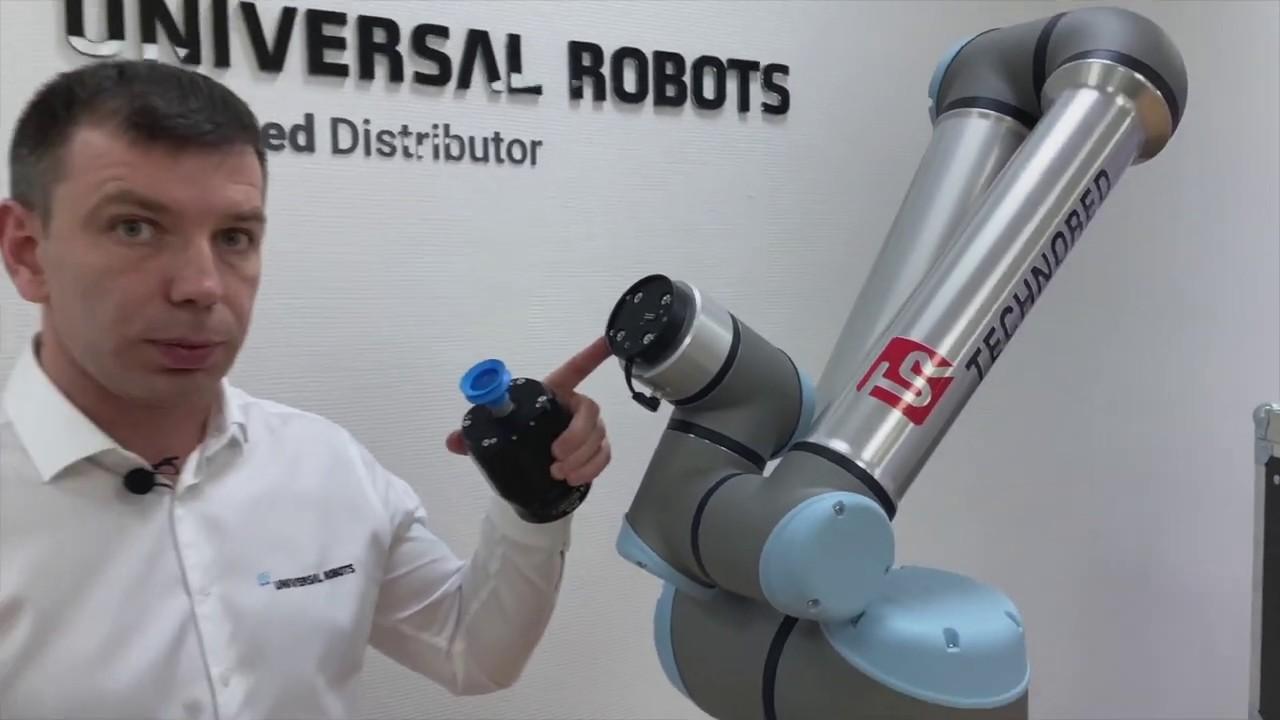Полный обзор Universal Robots UR10e