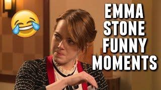 Emma Stone Funny Moments