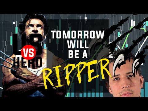Tomorrow Will Be A Ripper – Options Trading Watchlist – Stock Market Today