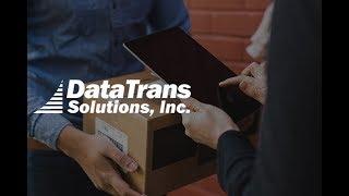 DataTrans WebEDI video