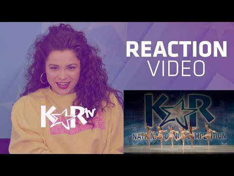 "Reaction Video - KARtv - ""So It Is"" from Simi Dance Center"