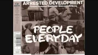 "Arrested Development ""People Everyday (Maroon Mix)"""