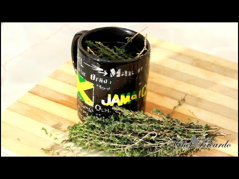 Video How to Make Thyme Tea Using Fresh Thyme At Home Healthy Thyme Tea !!