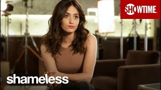 Shameless | BTS : Emmy Rossum on Fiona Gallagher in Season 9 (VO)