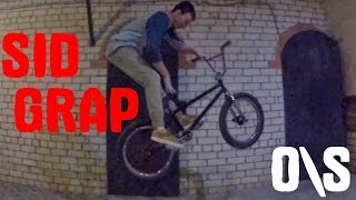[O|S] Как делать SEAT GRAB на BMX & How to Bunny Hop IDE-GRAP BMX