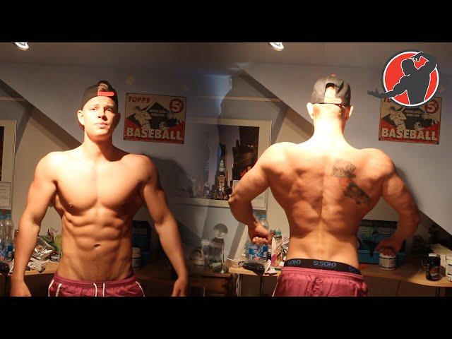 Bodybuilder-on-keto-physique