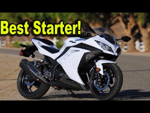 Best Starter Motorcycle 2015 - Budget Motorcycles For Beginners