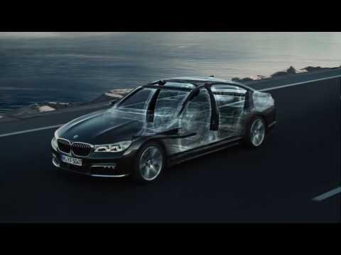 Bmw  7 Series G11 Седан класса F - рекламное видео 3