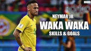 Neymar Jr ► Shakira - Waka Waka - Brazil Mix Skills & Goals (HD)