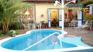 preview picture of video 'Casa particular HOSTAL CASA YOHN en REMEDIOS CUBA'