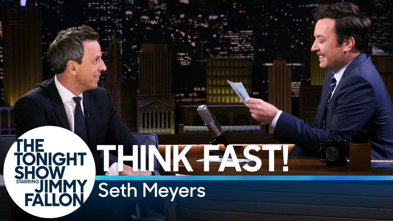 Think Fast! withSeth Meyers thumbnail