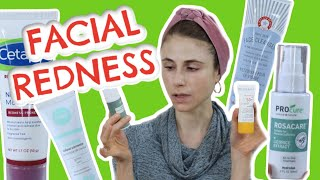 BEST PRODUCTS FOR REDNESS| DR DRAY