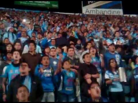 """""""ULTRAS MACARA- """"HAY EN MI LINDO AMBATO"""""""" Barra: Los Ultras • Club: Macará"""