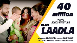 Maa Ka Laadla (4K Video) Mohit Sharma & Sonika Singh ! New Haryanvi Song 2019 ! Latest Haryanvi Song