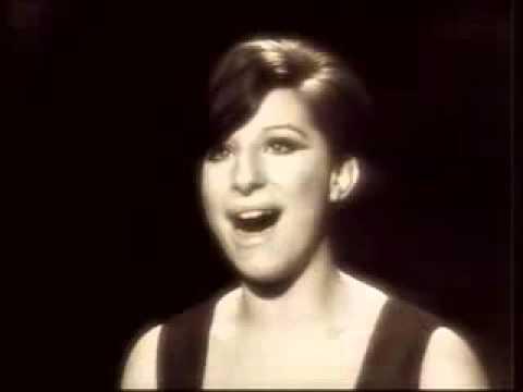 , title : 'Barbra Streisand - My man live'