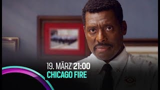 Chicago Fire Staffel 6 - Chief Wallace Boden