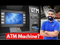 ATM Card Skimmers!!! How ATM Machines Work? by Technical Guruji