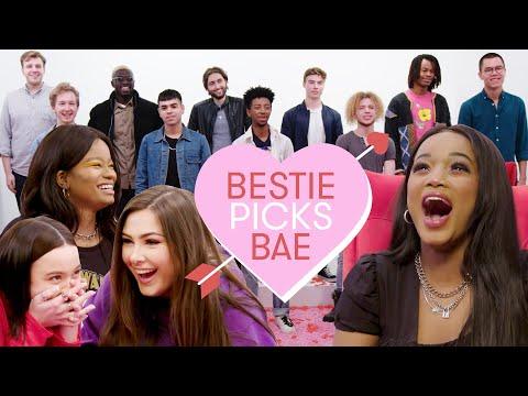 I Let My Best Friends Pick My Boyfriend: Aphi | Bestie Picks Bae