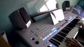 Jonathan Lepaire - You Raise Me Up - Tyros 4