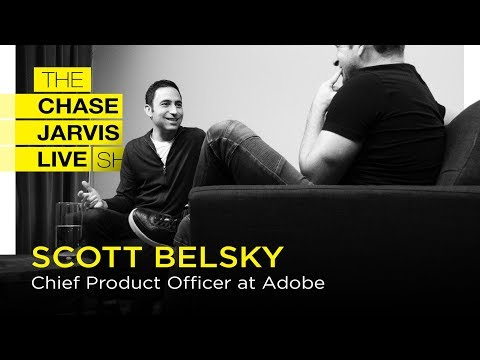 Maximizing Creativity + Navigating the Messy Middle with Scott Belsky   Chase Jarvis LIVE