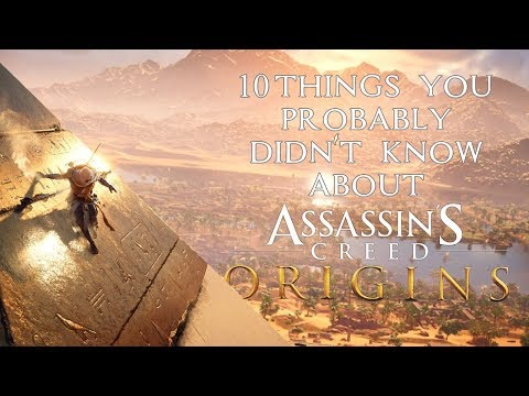 10 Must Know Tricks In Assassins Creed Origins Mp3