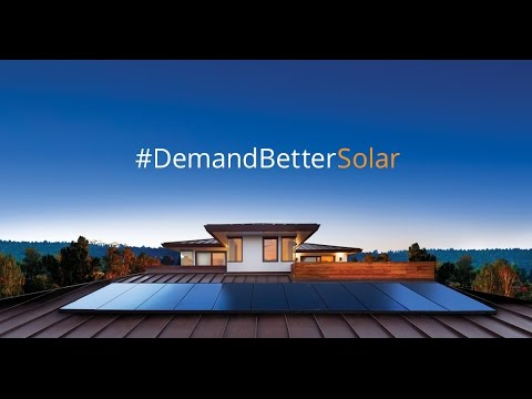 SunPower Commercial (2016) (Television Commercial)