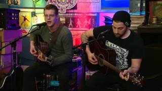 Live Lunch Break: Jon Logan and Brandon Lyon