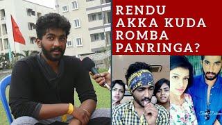 Rendu Akka kuda Romba Panringa Rahul Varuma