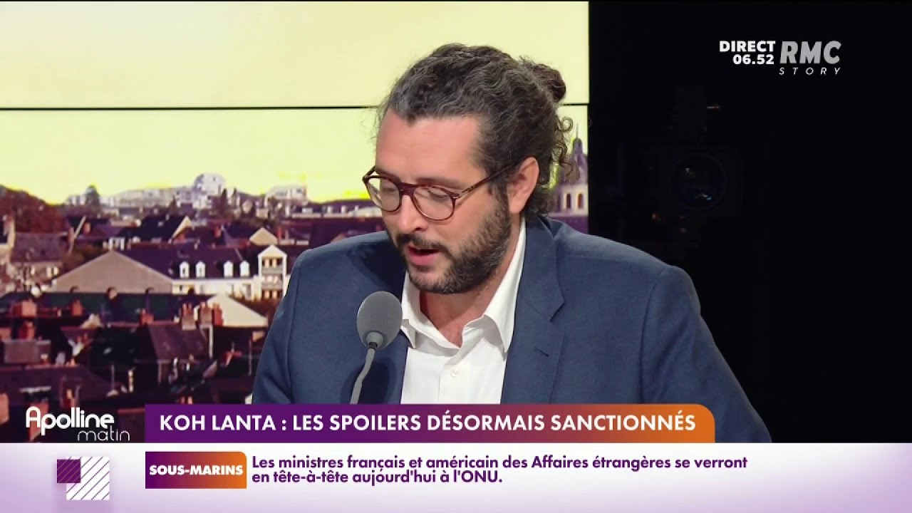 Le tribunal de Paris a demandé la levée de l'anonymat pour les spoilers de Koh Lanta