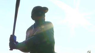 NYY@CLE: Indians Feature Legend Boudreaus Statue