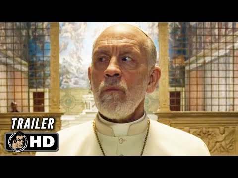 THE NEW POPE Season 2 Official Trailer (HD) John Malkovich