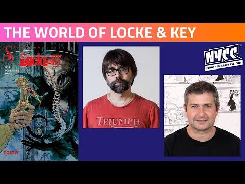IDW Presents - The World of Locke & Key