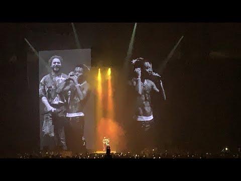Post Malone Tour ( Tacoma 2019 )