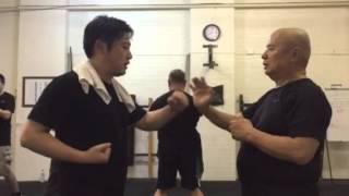 Sifu Derek Fung Wing Chun
